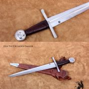 Crusader Dagger - Companion to Crusader Sword